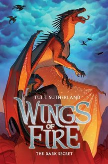 "Cover of ""Wings Of Fire: The Dark Secret"" by Tui T. Sutherland."