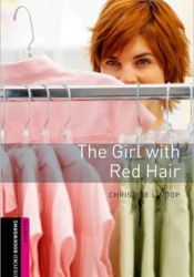The girl with red hair Book by Christine Lindop