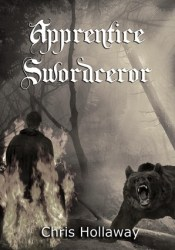 Apprentice Swordceror (Blademage Saga, #1) Book by Chris Hollaway