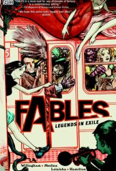 Fables, Vol. 1: Legends in Exile Book