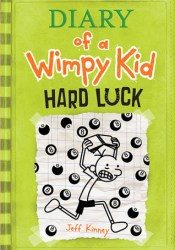 Hard Luck (Diary of a Wimpy Kid, #8) Book by Jeff Kinney
