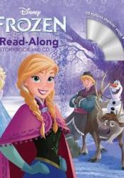Frozen Read-Along Storybook and CD Book by Walt Disney Company