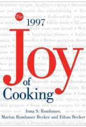 The Joy of Cooking Book