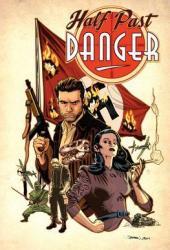 Half Past Danger Book
