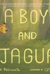 A Boy and a Jaguar Book