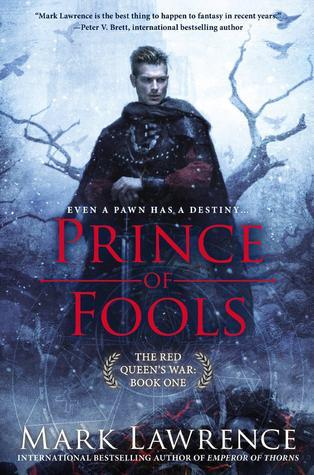 Prince of Fools Book Cover