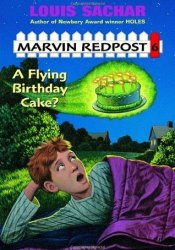 Flying Birthday Cake?   Book by Louis Sachar