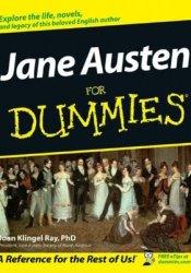 Jane Austen For Dummies Book by Joan Elizabeth Klingel Ray