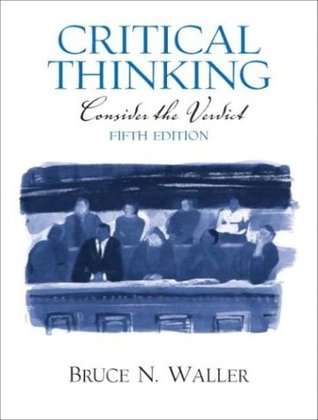 Download Critical Thinking: Consider the Verdict
