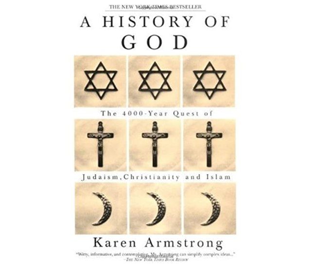 A History Of The  Year Quest Of Judaism Christianity And Islam By Karen Armstrong