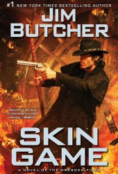 Skin Game (The Dresden Files, #15) Book