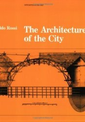 The Architecture of the City Book by Aldo Rossi
