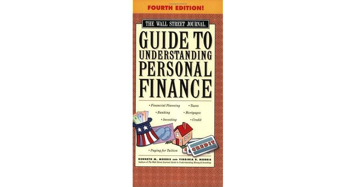 Junekos Review Of The Wall Street Journal Guide To Understanding Personal Finance