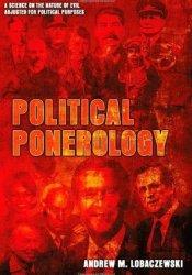 Political Ponerology Book by Andrew M. Lobaczewski