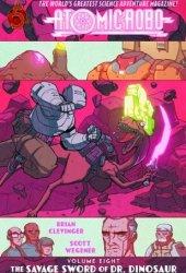 Atomic Robo: The Savage Sword of Dr. Dinosaur Book
