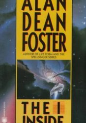 The I Inside Book by Alan Dean Foster