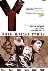 Y: The Last Man, Vol. 1: Unmanned (Y: The Last Man, #1) Book