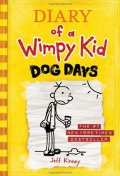 Dog Days (Diary of a Wimpy Kid, #4) Book