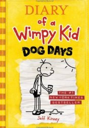 Dog Days (Diary of a Wimpy Kid, #4) Book by Jeff Kinney