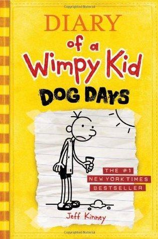 Dog Days (Diary of a Wimpy Kid, #4) PDF Book by Jeff Kinney PDF ePub