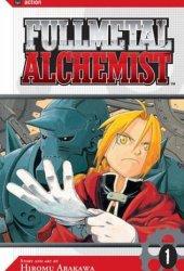 Fullmetal Alchemist, Vol. 1 (Fullmetal Alchemist, #1) Book