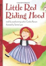 Little Red Riding Hood Book by Candice Ransom