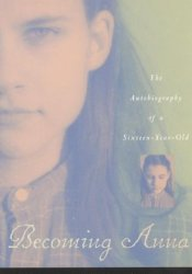 Becoming Anna Book by Anna J. Michener