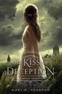 The Kiss of Deception book cover