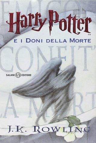 Harry Potter e i doni della morte Book Cover