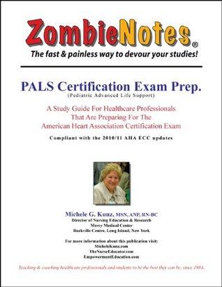 Zombie Notes Pals Certification Exam Prep By Joseph C Kunz Jr
