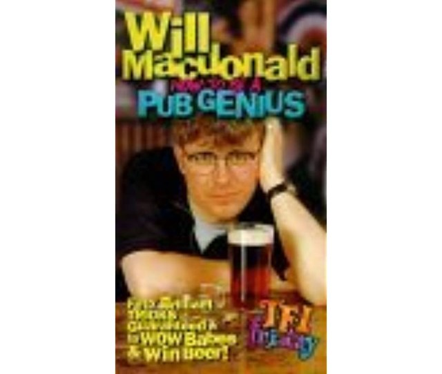 How To Be A Pub Genius Fifty Brilliant Tricks Guaranteed To Wow Babes Aand Win Beer By Will Macdonald