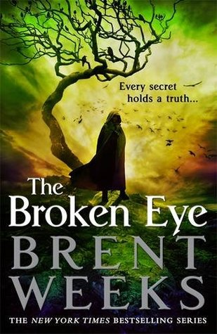 The Broken Eye Book Cover