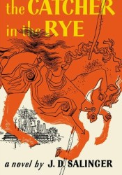 The Catcher in the Rye Book by J.D. Salinger