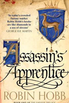 Assassin's Apprentice Book Cover