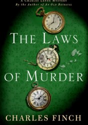 The Laws of Murder (Charles Lenox Mysteries, #8) Book by Charles Finch