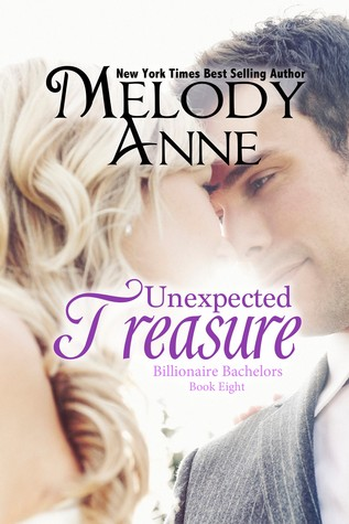 Unexpected Treasure (The Lost Andersons #1; Billionaire Bachelors #8)