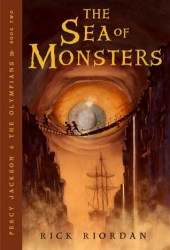 The Sea of Monsters (Percy Jackson and the Olympians, #2) Book