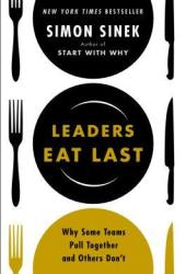 Leaders Eat Last Book