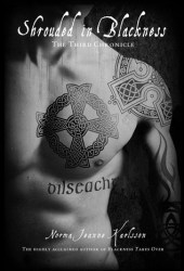 Shrouded in Blackness (The Blackness, #3) Book by Norma Jeanne Karlsson