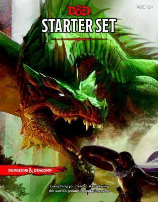 Starter Set (Lost Mines of Phandelver) Book Cover