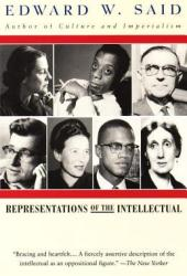 Representations of the Intellectual Book by Edward W. Said