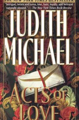 Acts of Love PDF Book by Judith Michael PDF ePub