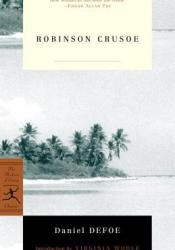 Robinson Crusoe Book by Daniel Defoe