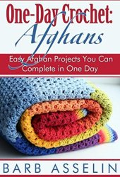 One-Day Crochet: Afghans: Easy Afghan Projects You Can Complete in One Day Book