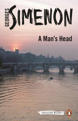 """Image result for A Man' Head + Georges Simenon"""""""