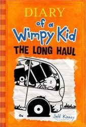 The Long Haul (Diary of a Wimpy Kid, #9) Book