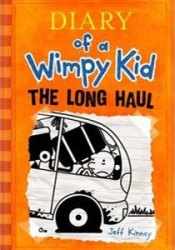 The Long Haul (Diary of a Wimpy Kid, #9) Book by Jeff Kinney