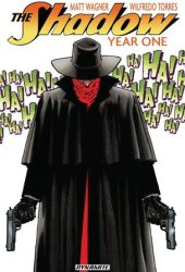 The Shadow: Year One Book