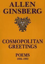 Cosmopolitan Greetings Book by Allen Ginsberg