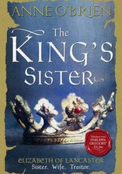The King's Sister Book by Anne O'Brien